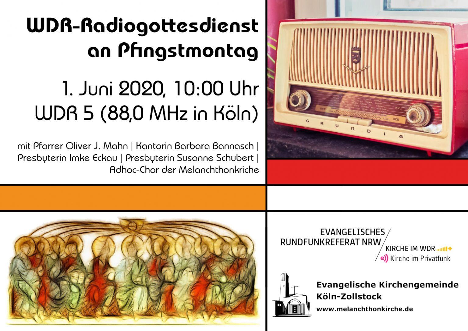 wdr radiogottesdienst
